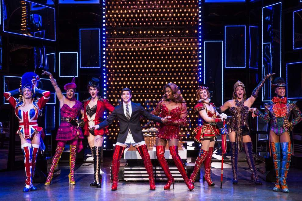 Human drama makes 'Kinky Boots' more than a fun musical _lowres