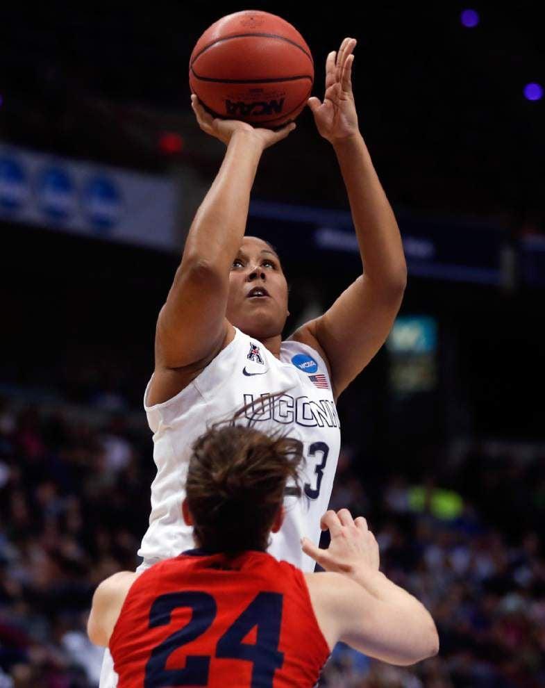 Connecticut, Maryland score last two Women's Final Four berths _lowres