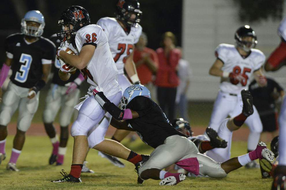 Teams like Zachary, St. Michael can take big steps toward district titles _lowres