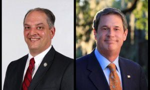 Another poll shows John Bel Edwards with double-digit lead over David Vitter in Louisiana governor's race