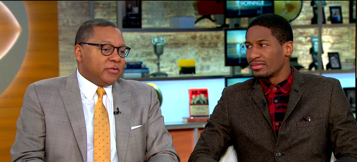 Watch: Wynton Marsalis and Jon Batiste defend funding for the arts on CBS This Morning_lowres