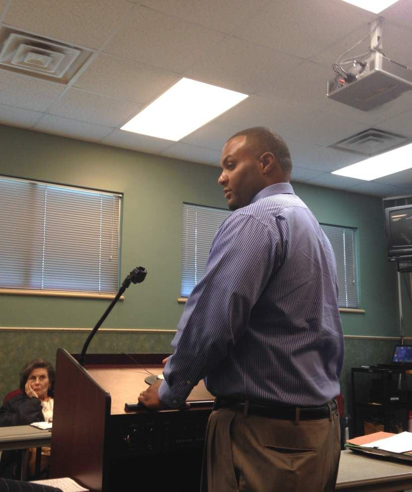 Board upholds firing of Baton Rouge police officer, conduct described as 'harassing' and 'controlling' _lowres