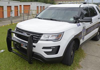 Zachary police stock