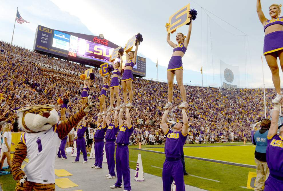What's cooking? Gator, of course, Tigers serve up Louisiana favorite on gameday _lowres