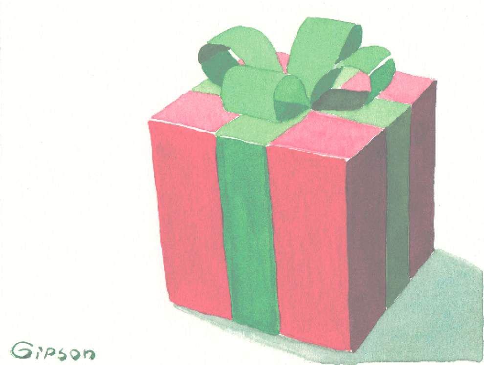 Human Condition: New twist on Secret Santa reignites Christmas joy _lowres