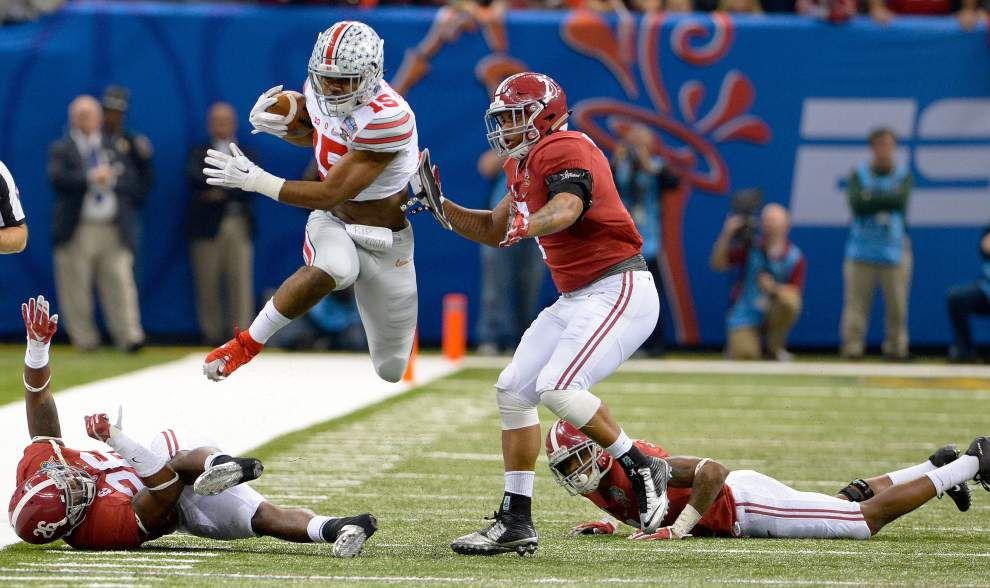 Report: Alabama, ex-Dutchtown safety Landon Collins to enter NFL draft _lowres