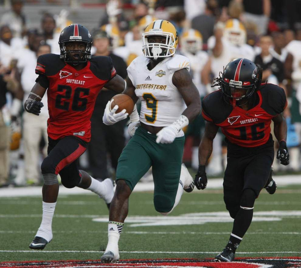 Southeastern Louisiana shifts focus to Incarnate Word _lowres