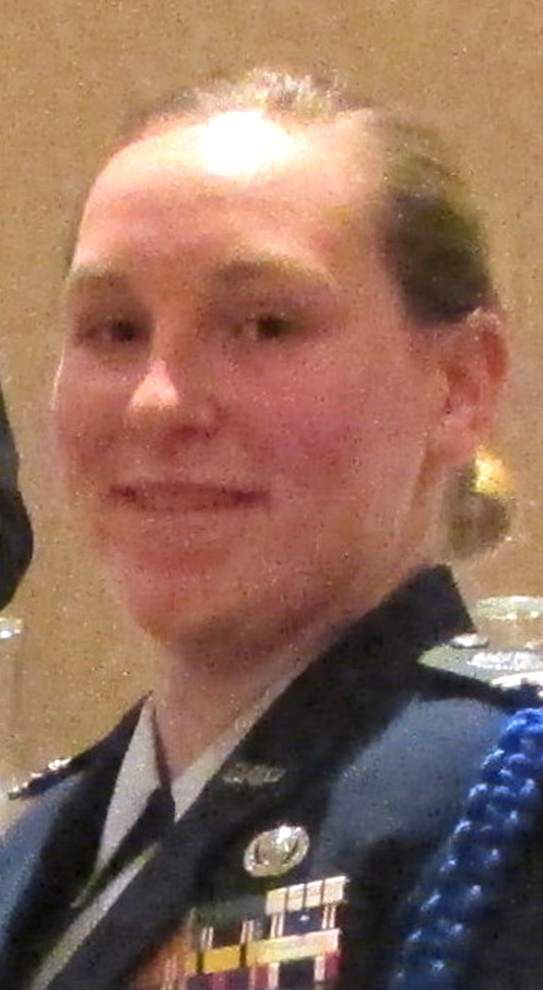 Civil Air Patrol squadron members win awards at conference _lowres