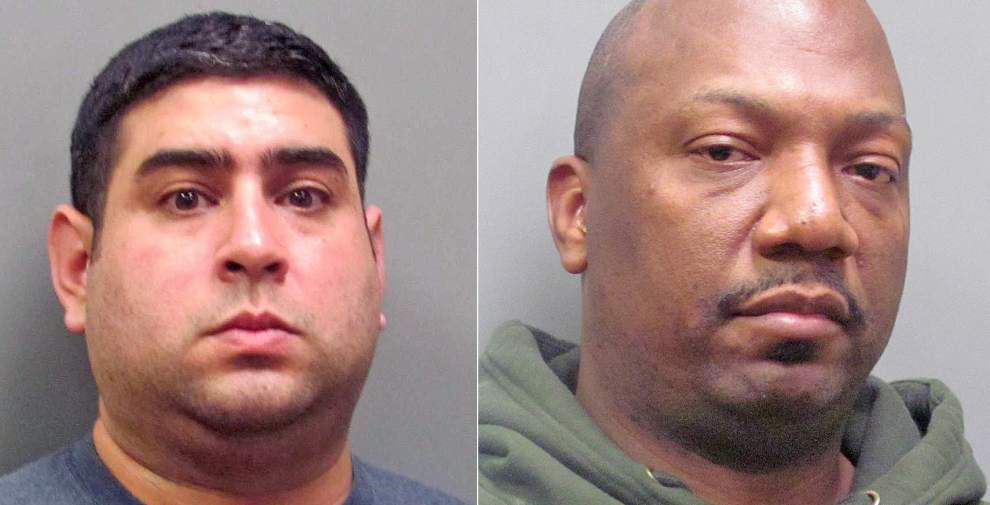 Two former St. Martin deputies accused of falsifying arrest reports _lowres