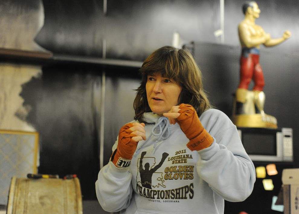 Ragin' Cajun Amateur Boxing Club maintains success despite changes _lowres