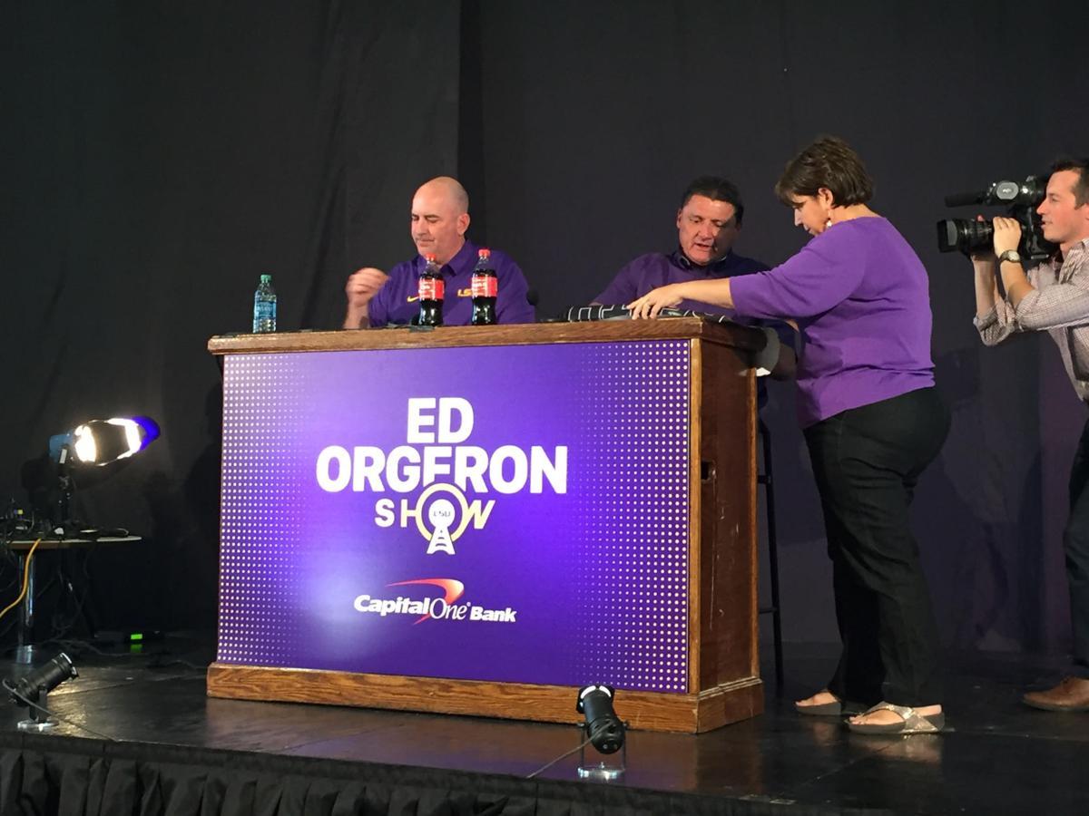 Ed Orgeron