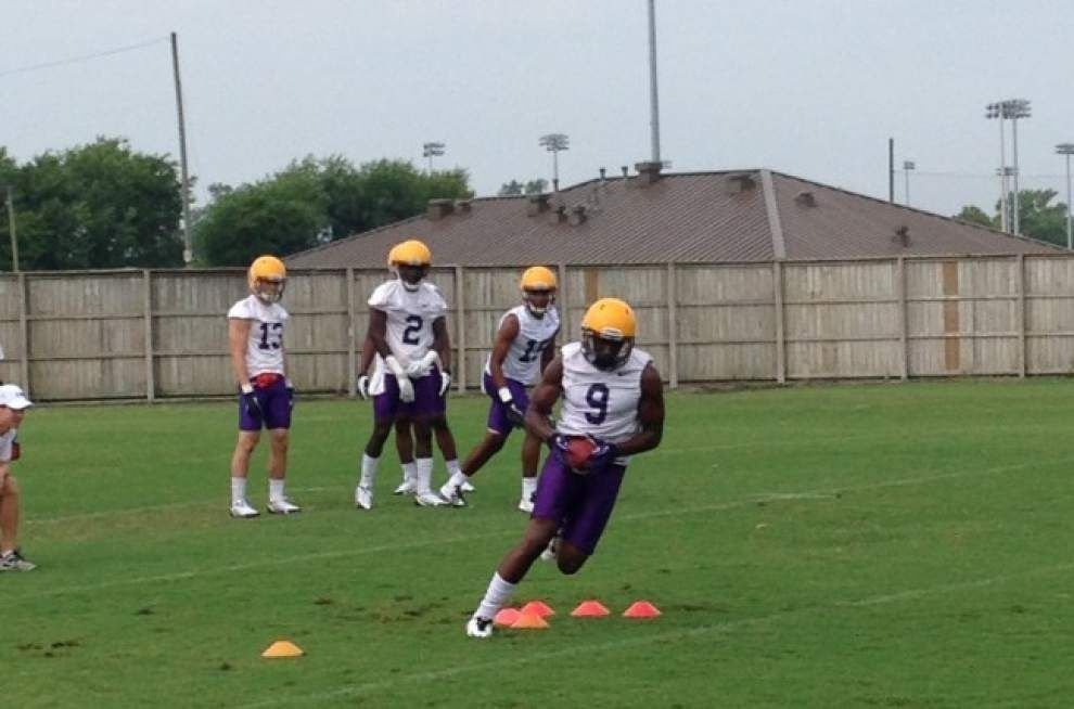 LSU Inside Edition: Practice 1 (Morning) _lowres