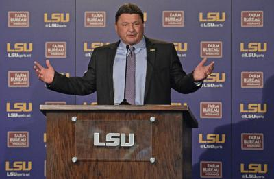 Live updates: Ed Orgeron to introduce new LSU assistant football coaches; 10 a.m.