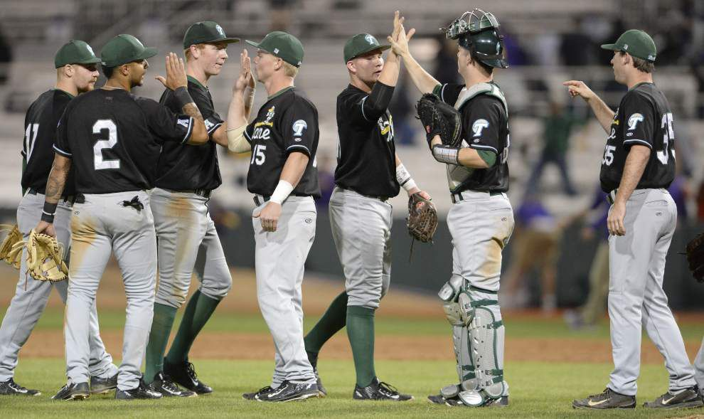 Given the AAC's struggles, Tulane's Tuesday night matchup with Southern Miss looks pivotal _lowres