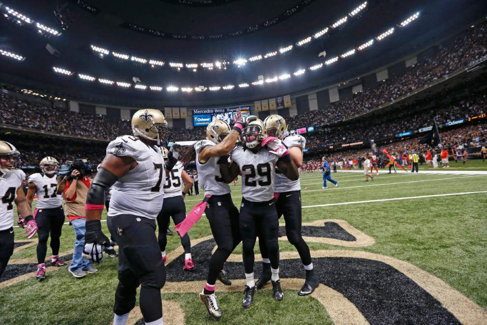 Video: The Saints win a near must-win game against Tampa Bay _lowres