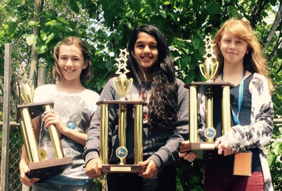 Audubon Charter School debate team wins regional tournament _lowres