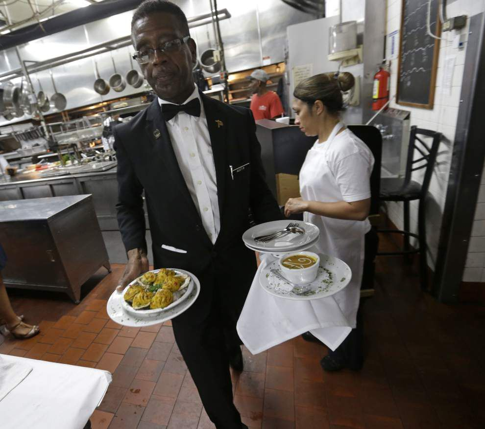 Dining with James Beard award-winners; New restaurant Trinity takes shape on Decatur _lowres