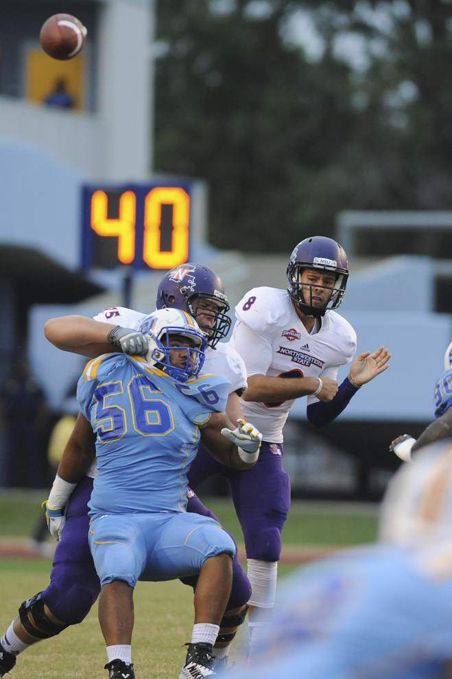 Photos: Northwestern vs Southern _lowres