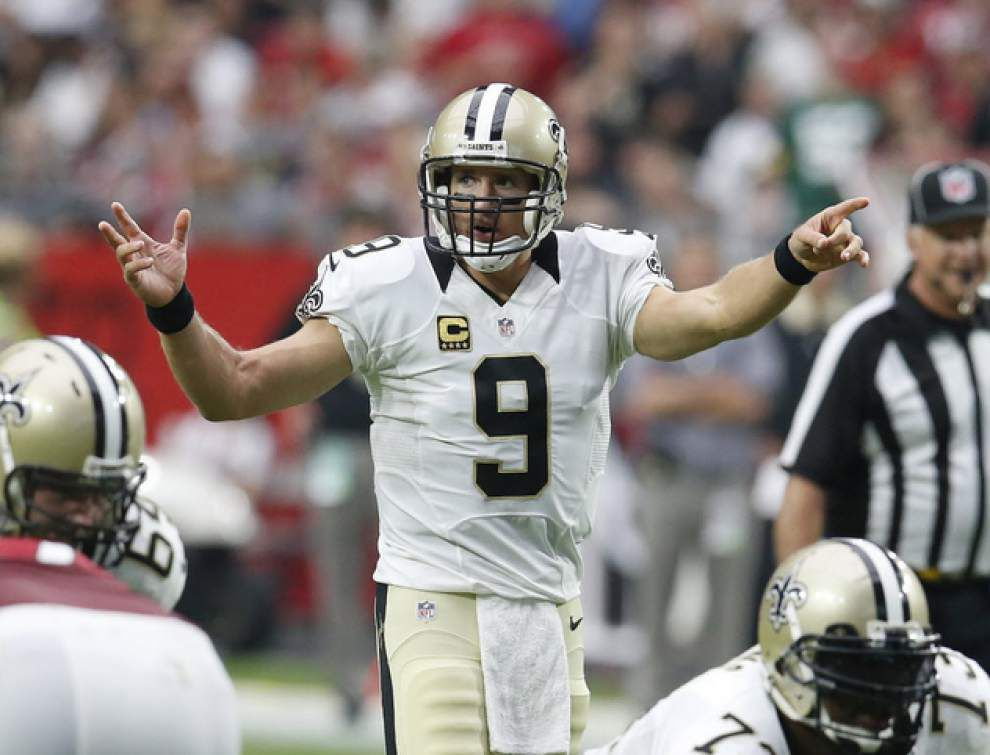 Drew Brees' agent discusses potential contract extension on Rich Eisen Show _lowres