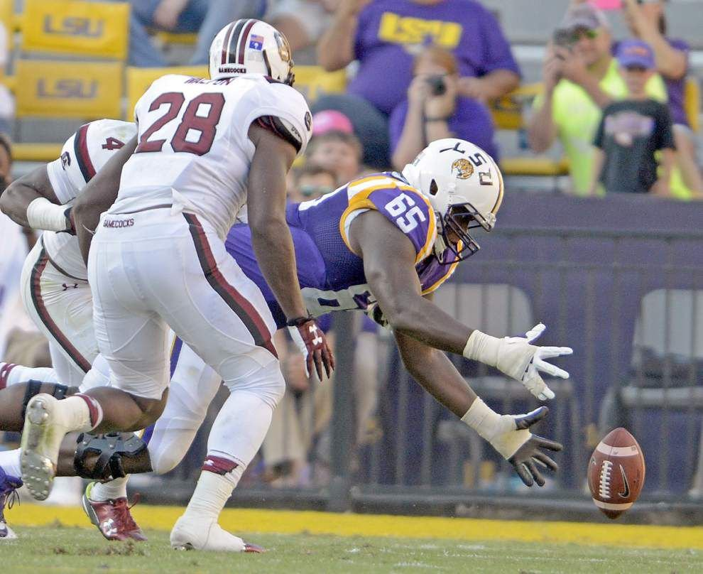Look who's back: LSU defensive back Jalen Mills likely to play for 1st time this season against Florida _lowres