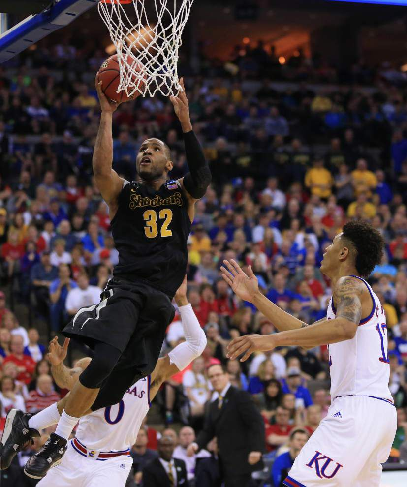 Wichita State stuns in-state rival Kansas to reach Sweet 16 _lowres