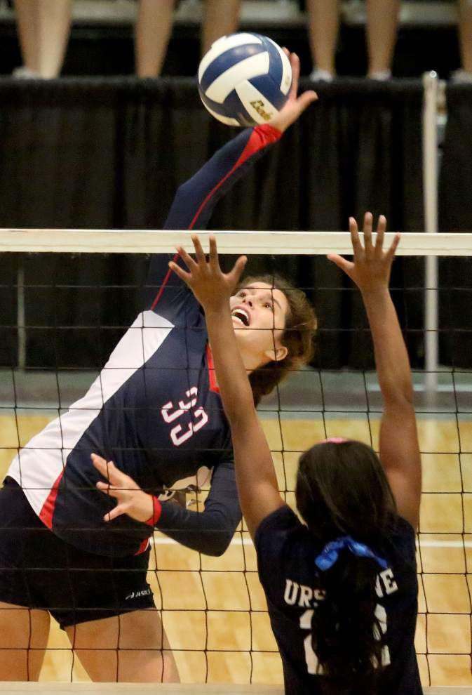 Teurlings Catholic, E.D. White win semifinals, set for Division III title match _lowres
