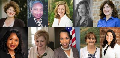 Women Who Mean Business honorees