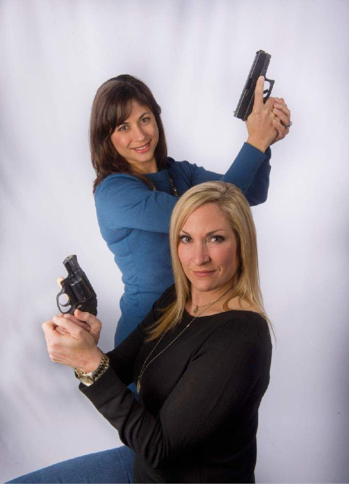 Permits point to soaring numbers of La. women arming themselves _lowres