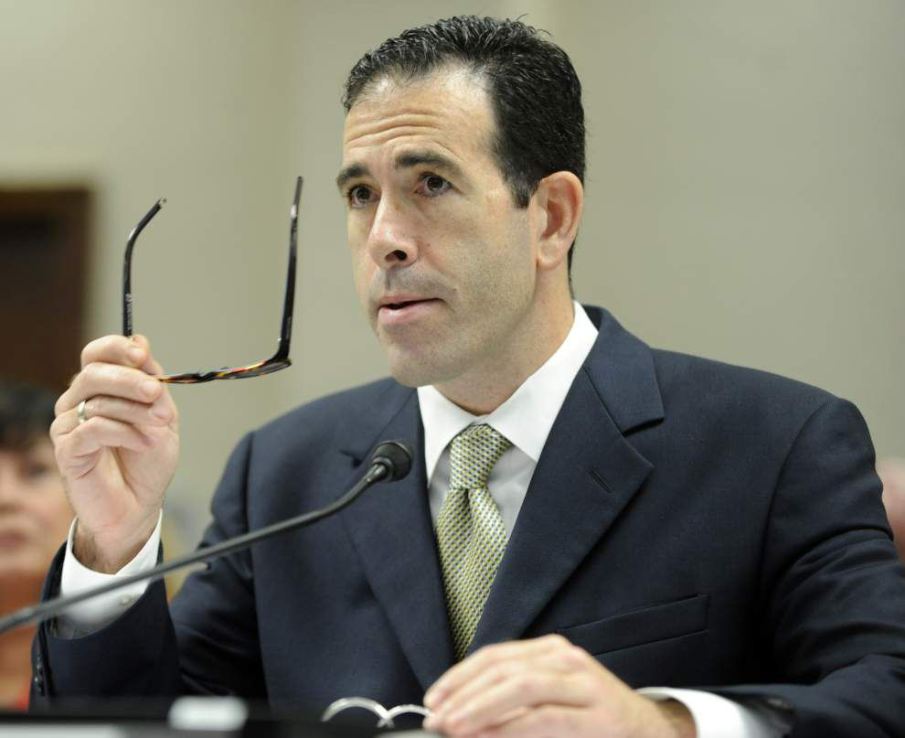 Perjury charges dropped against former DHH chief Bruce Greenstein, related to state contract _lowres
