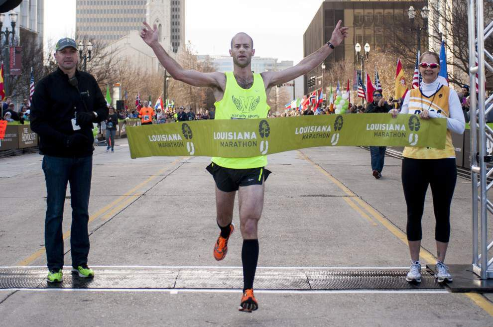 Photos: Louisiana Marathon, Half Marathon, 2015 _lowres