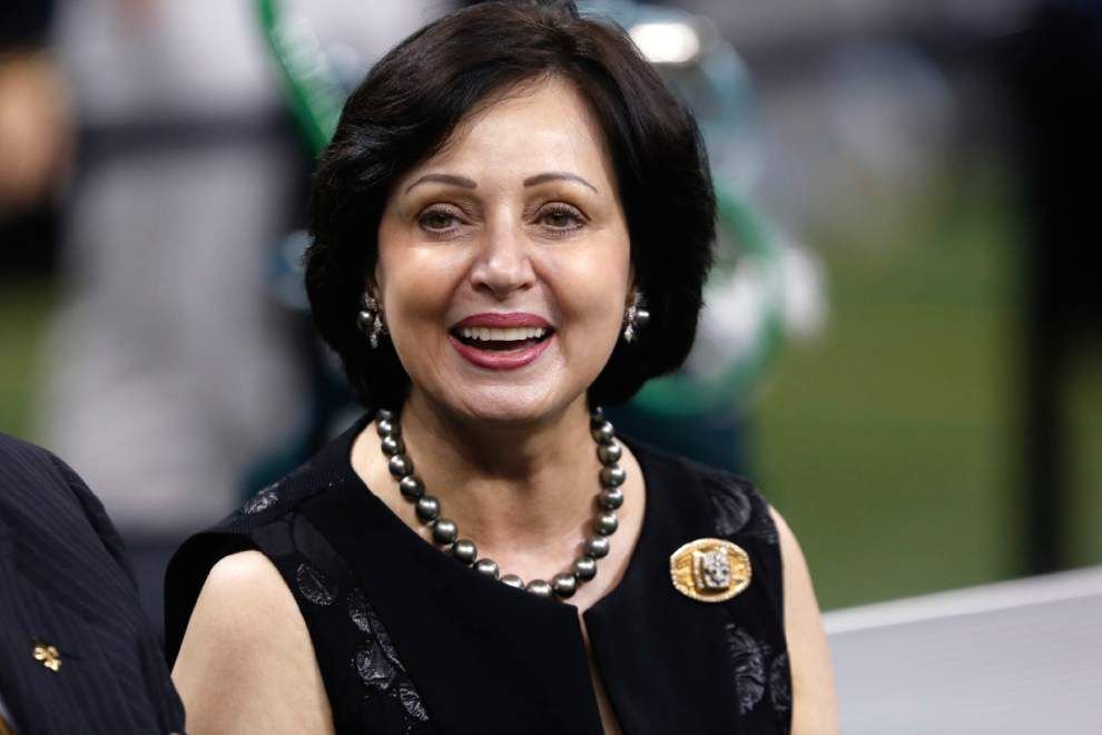 Future Saints, Pelicans owner Gayle Benson's 18 lawsuits might raise eyebrows among NFL, NBA _lowres