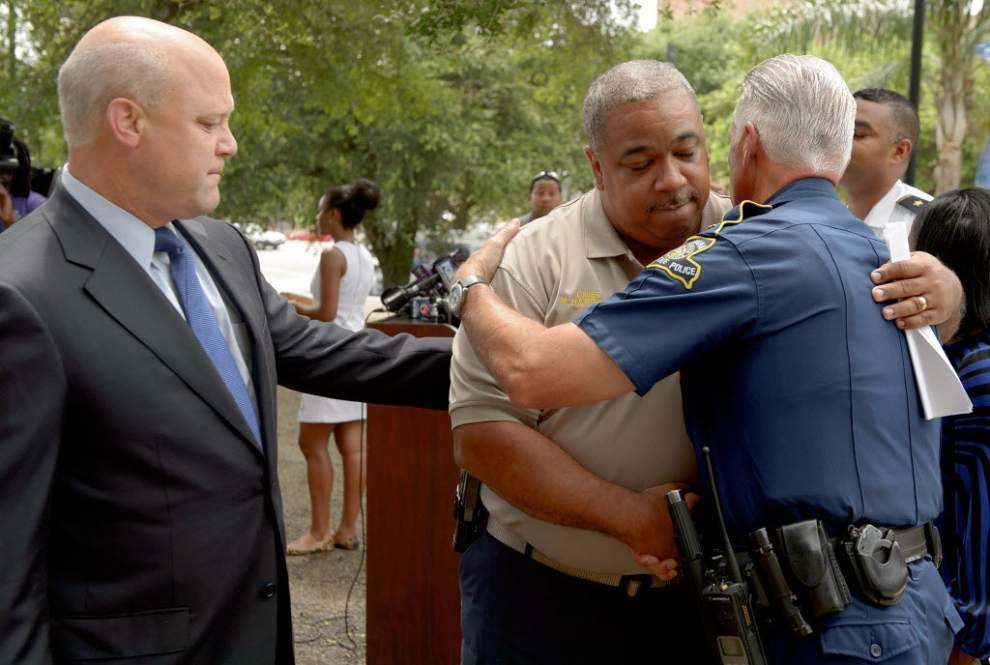 Our Views: The shooting of New Orleans Police Department officer Daryle Holloway   shocks the state of Louisiana _lowres