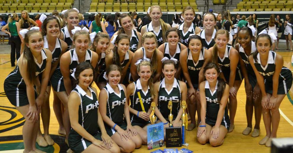 Ponchatoula Wavettes win division at camp _lowres