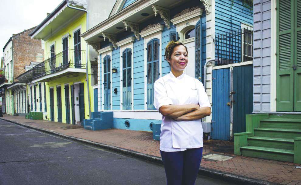 'The Real Deal': 'Top Chef' alum Nina Compton hopes to turn TV fame in New Orleans restaurant success _lowres