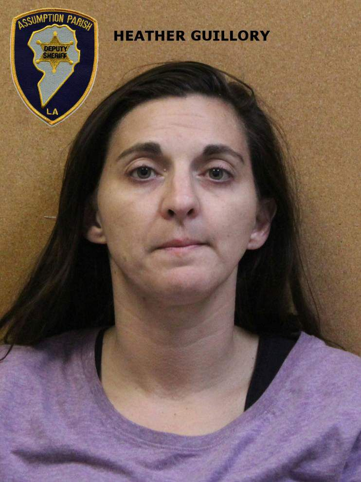 Assumption deputies: Woman arrested after shooting man in the face in domestic dispute _lowres