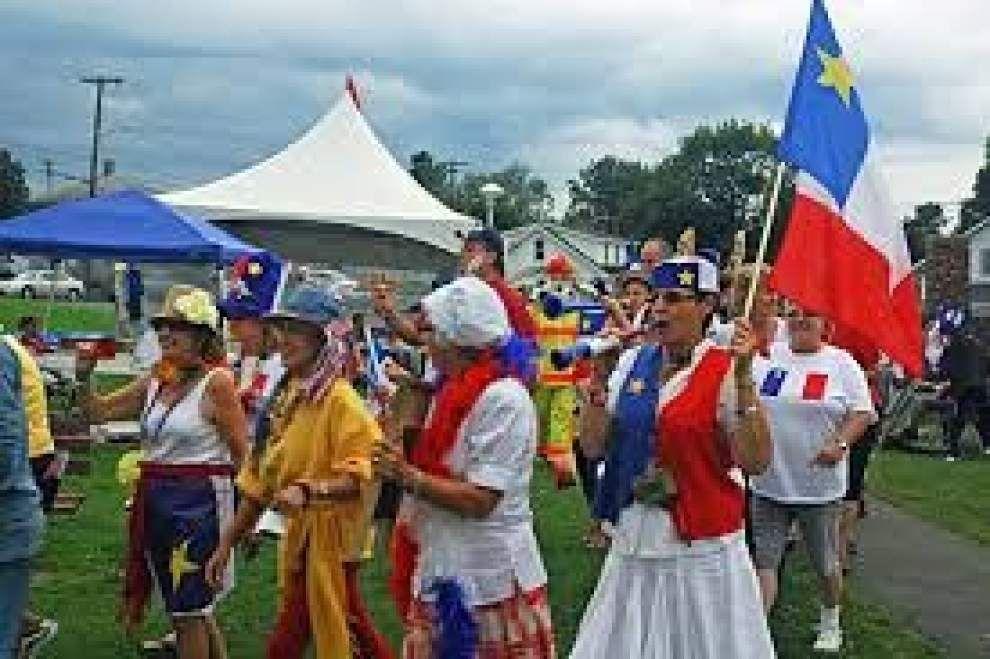 Congrès Mondial Acadien plans move forward _lowres