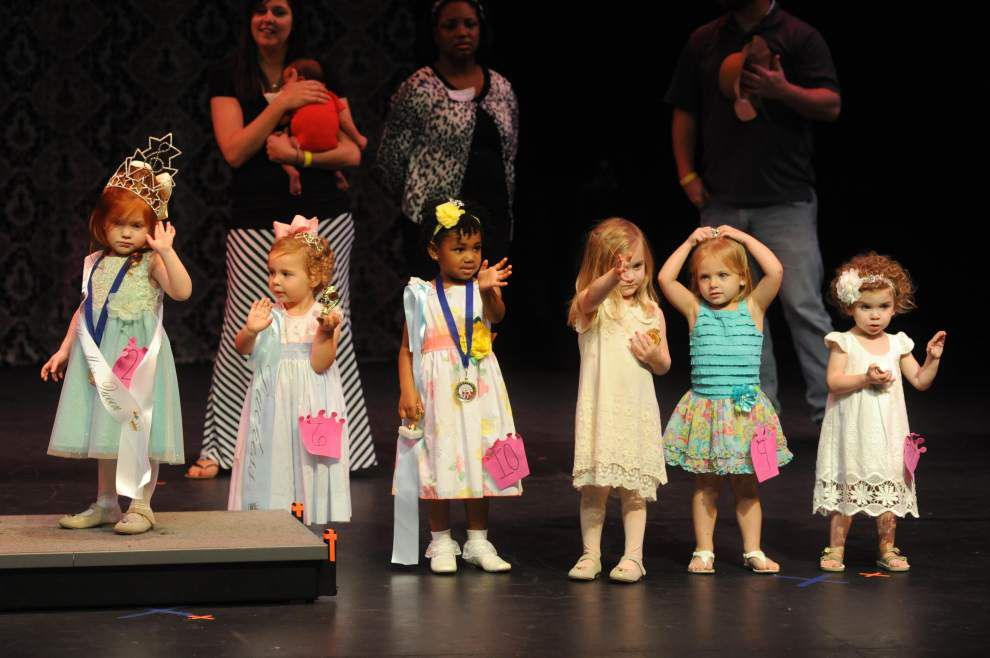 Miss Zachary contestants crowned _lowres
