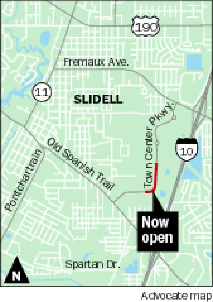 As new road opens at Fremaux Town Center, Slidell's rival mall plans major changes _lowres