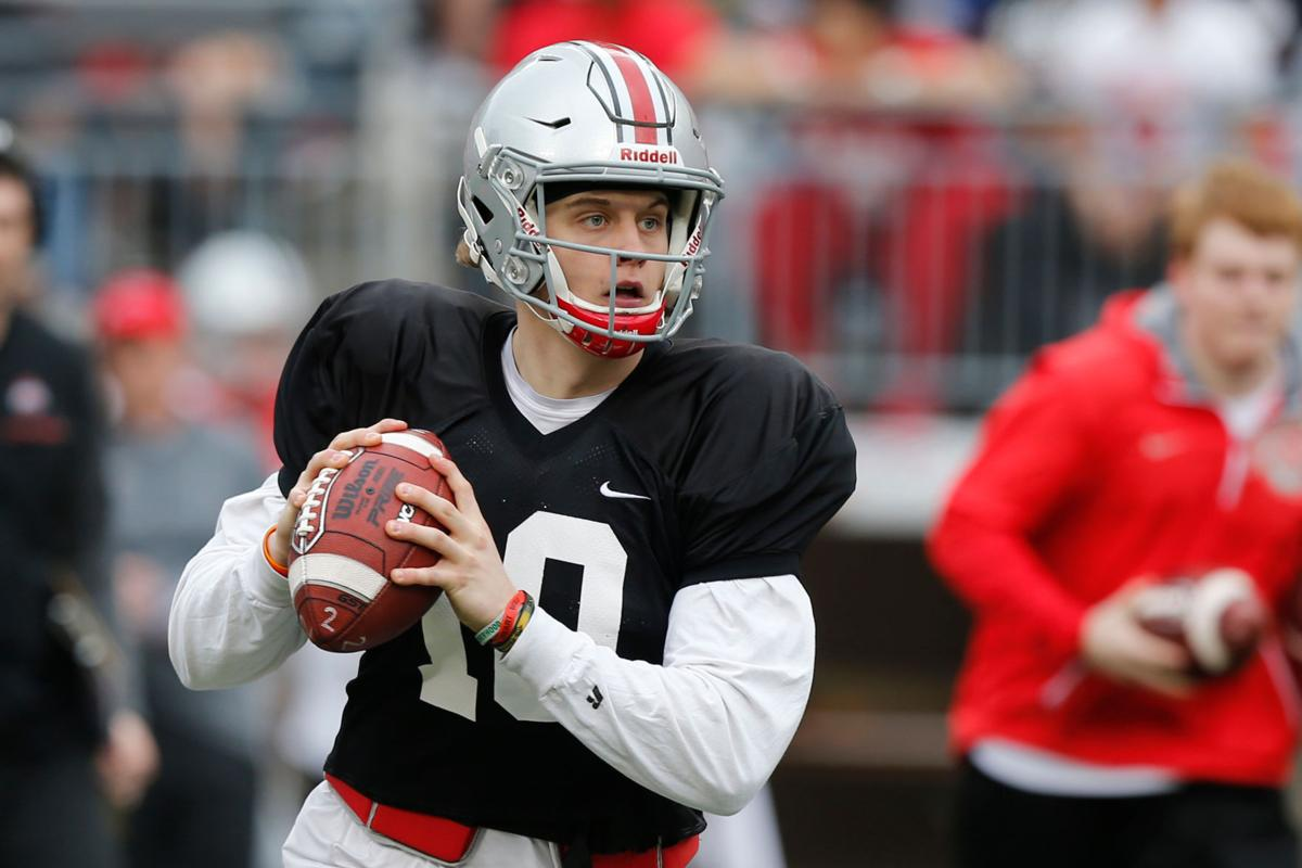 Former Ohio State QB Joe Burrow announces transfer to LSU ...