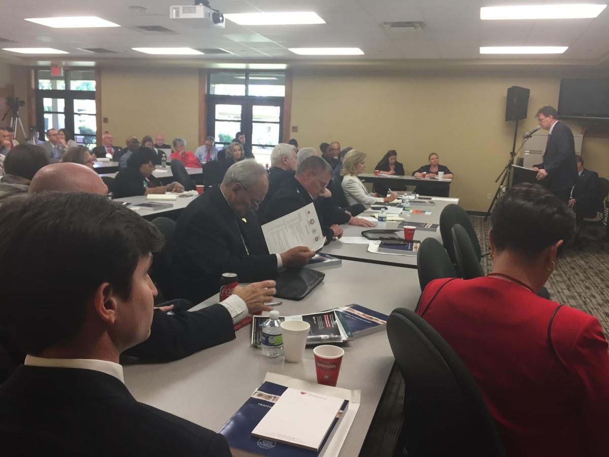 Global visitors listen at the Louisiana Summit on Modern Sl.jpg