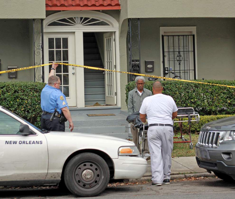 NOPD: Man kills girlfriend, himself in murder-suicide in university area _lowres