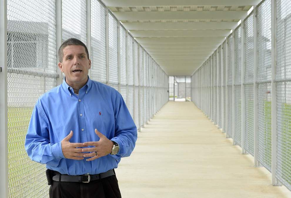 With experience building alternatives to jail, Lafayette corrections chief Rob Reardon stepping down as Sheriff Mike Neustrom leaves office _lowres
