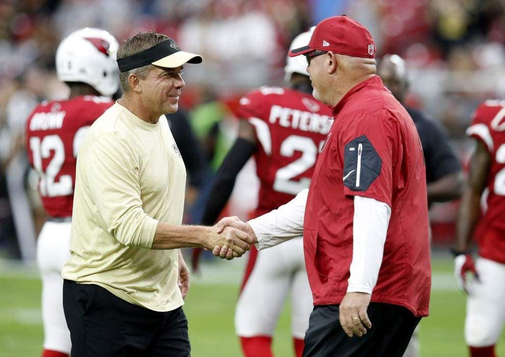 Photos: Saints lose to the Arizona Cardinals in their season opener _lowres
