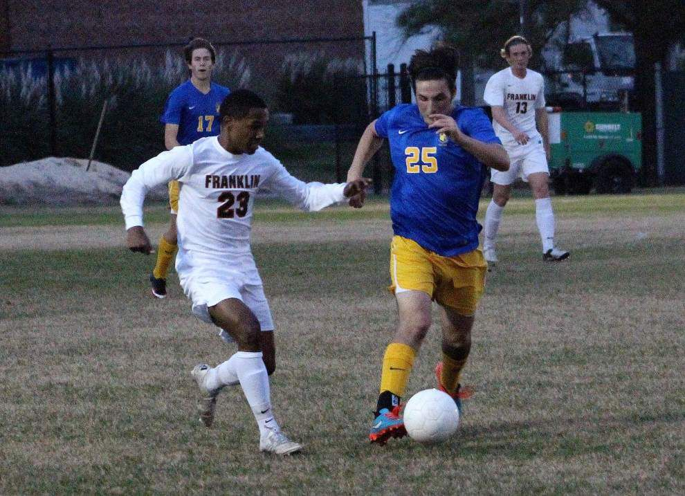 St. Paul's takes control early, tops Ben Franklin _lowres