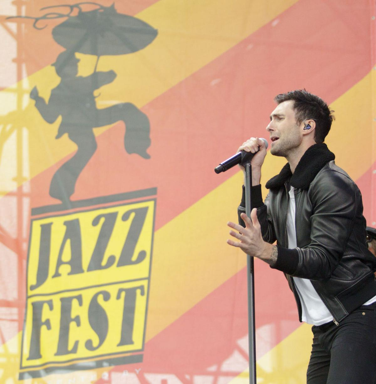 See The 2017 New Orleans Jazz Festival 'cubes,' Full
