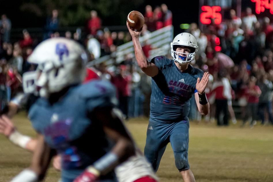 Country Day quarterback Justin Ibieta commits to Tulane