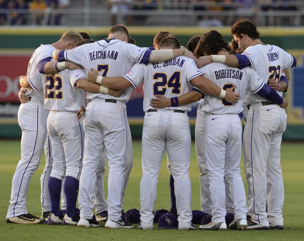 Live updates: LSU baseball tries to keep season alive vs. Coastal Carolina in Game 2 of Baton Rouge Super Regional _lowres