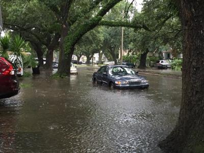 New Orleans endures more summer flooding Aug. 5; city officials provide updates on pumps, parking_lowres