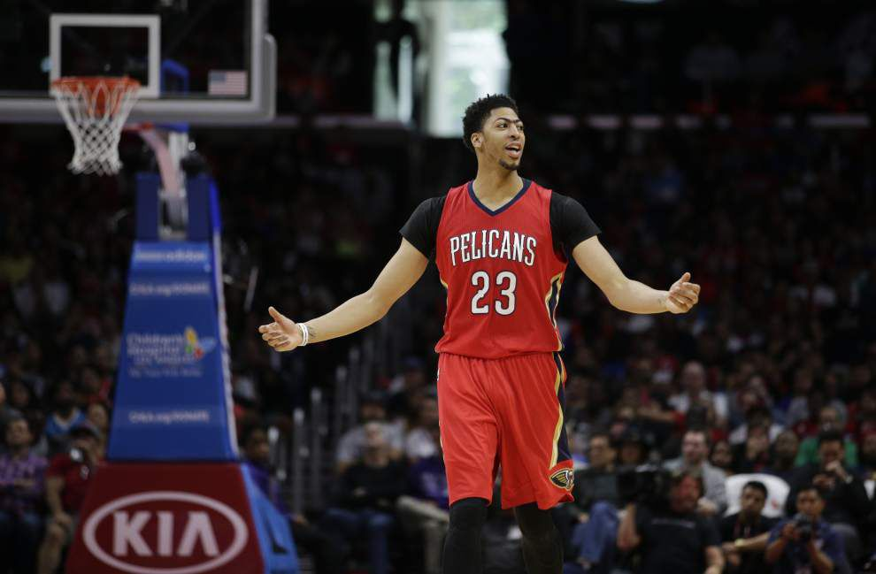 Pelicans release preseason schedule, only play one game in the Smoothie King Center _lowres