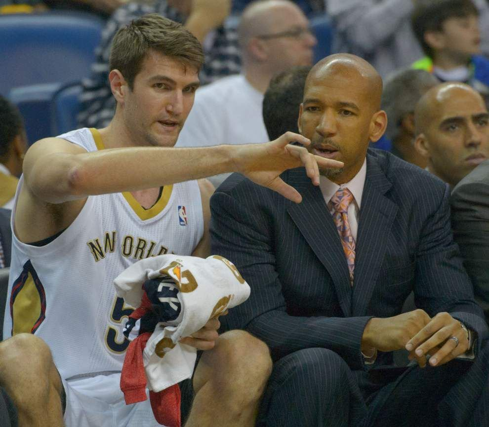 Pelicans' Jeff Withey is still seeking that late-season mojo of last year _lowres